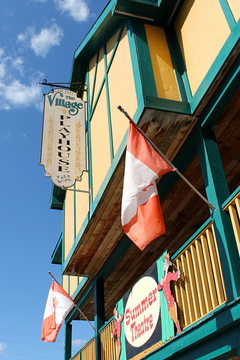 The Village Playhouse in Downtown Bancroft is the place to see awesome live performances.