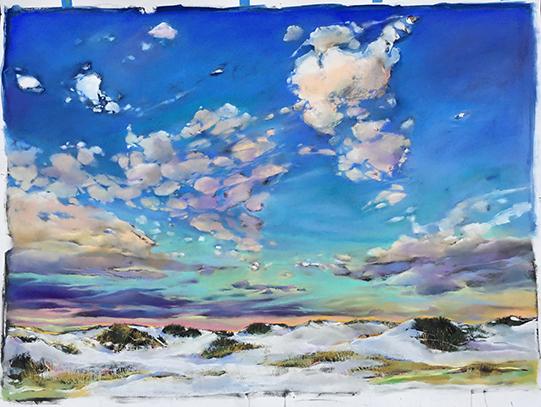Maria Hoch - Cloudscape 3