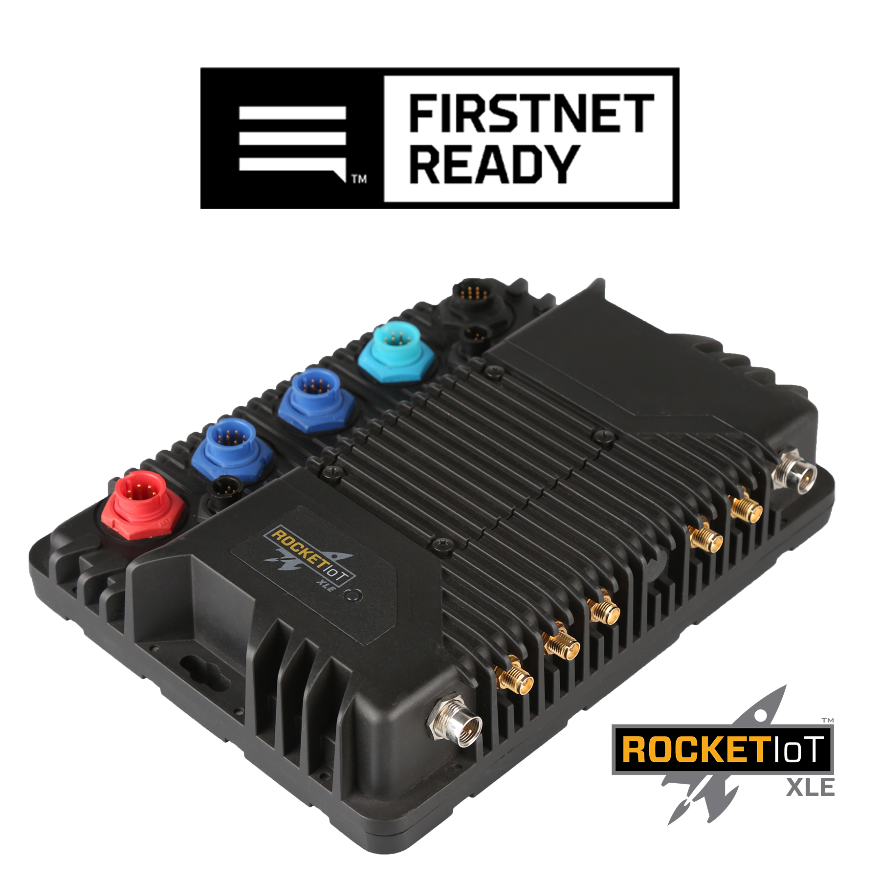 Utility's Rocket IoT XLE, newly certified FirstNet Ready device