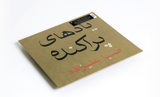 SCATTERED MEMORIES - Saba Alizadeh's debut albumreleased on LP and Dl on Karl recordsFebruary 15th 2019