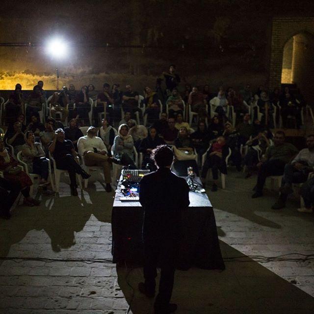 "• قزوين لحظاتى از اجراى ""مرثيه اى براى آب"" عكس از عرفان دادخواه • momenta from my performance""Elegy for Water"" in Qazvin pictures by Erfan Dadkhah"