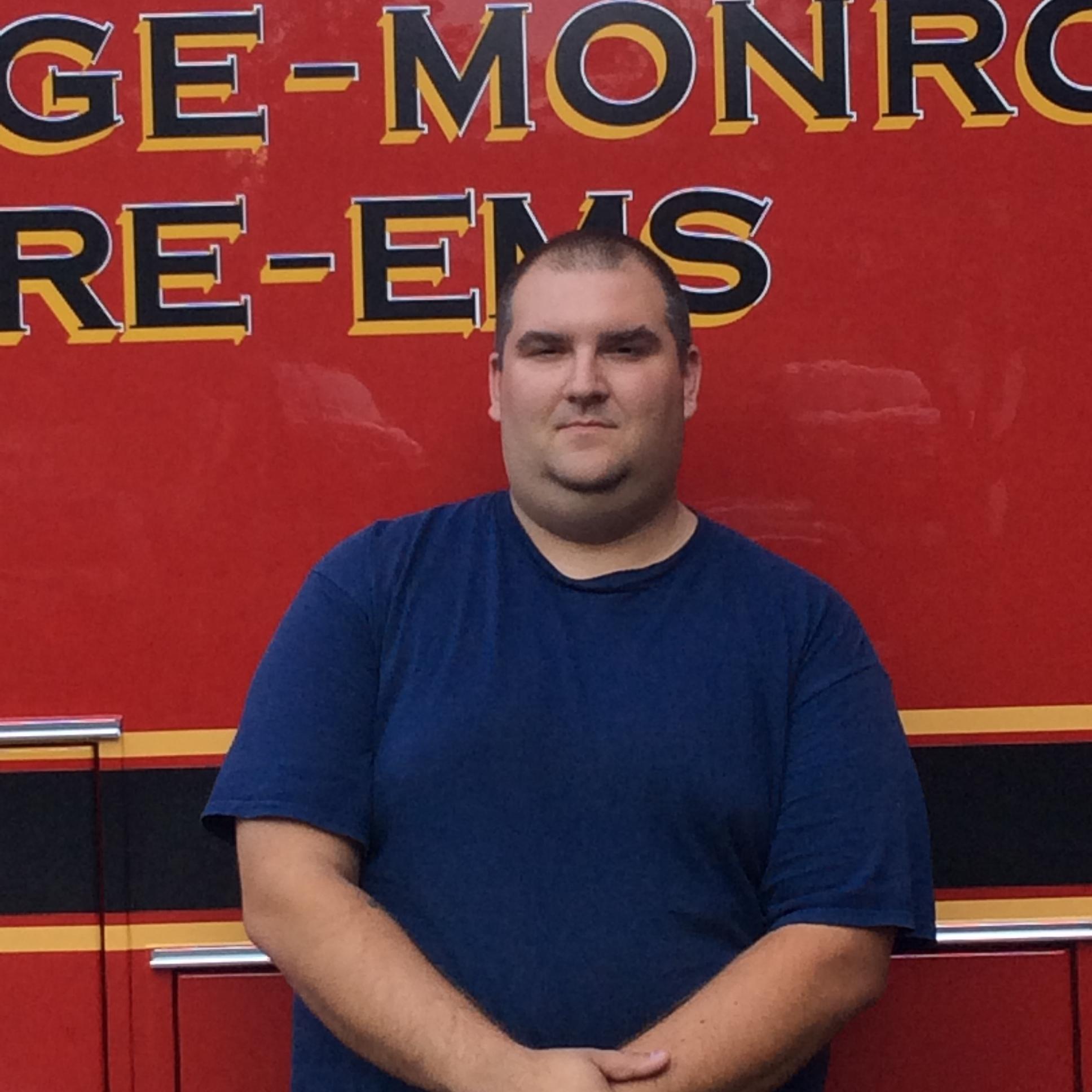 Shaun Farner - Firefighter, First Responder