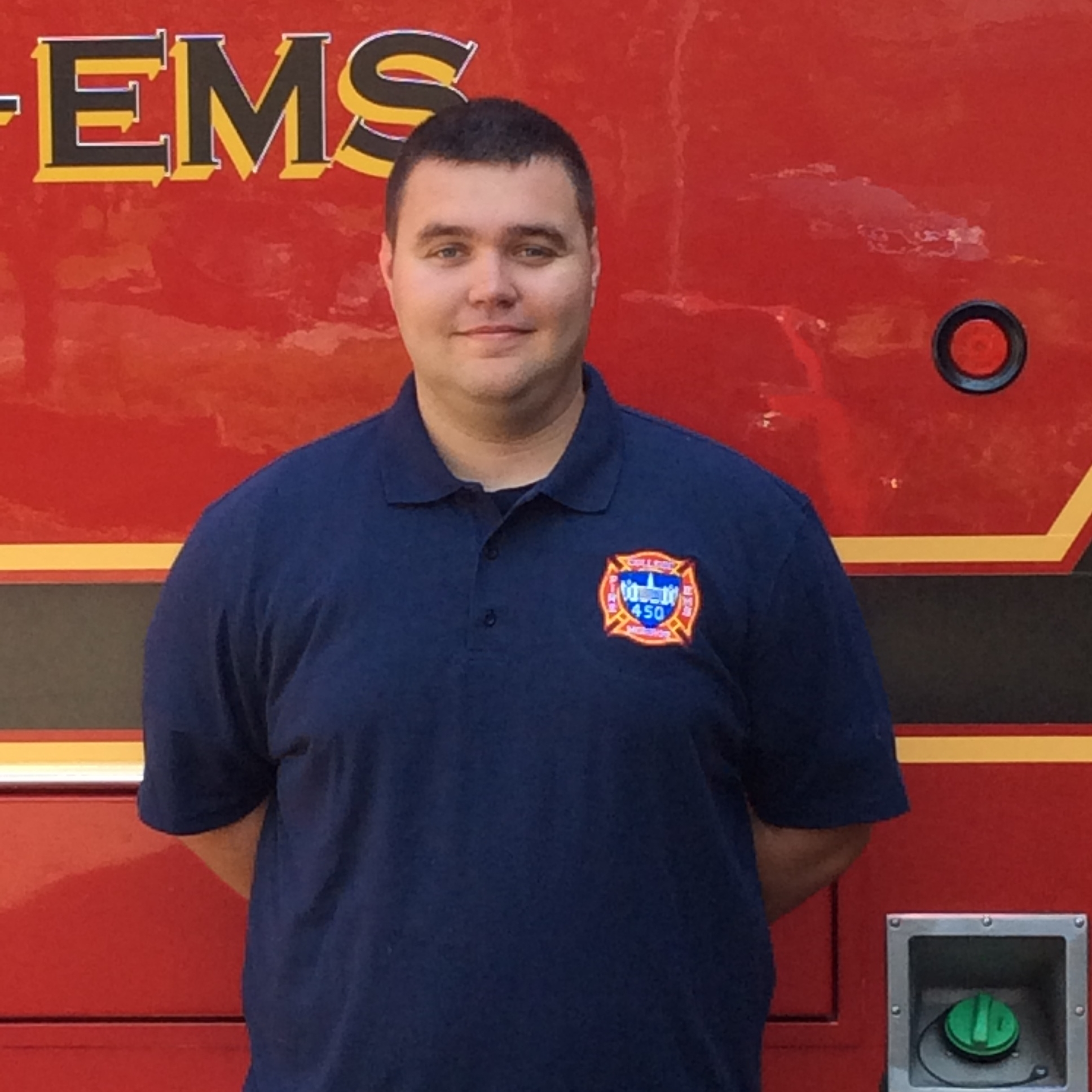 Andrew Sims - Firefighter II, Advanced EMT