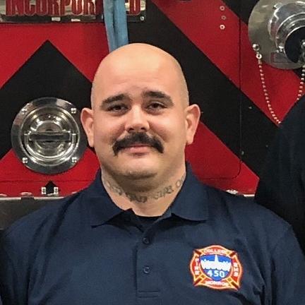 Ross Wind- Lieutenant 457 - Firefighter II, Advanced EMT- Paramedic Student
