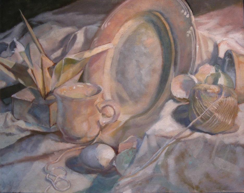 Ann Gale,  Robert , oil on canvas