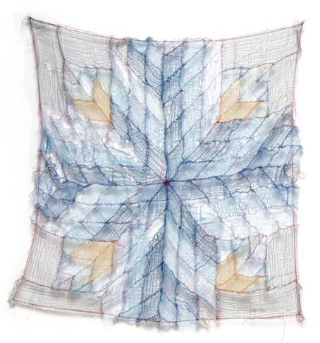 Marie Fornaro, Quilt for Grandmother