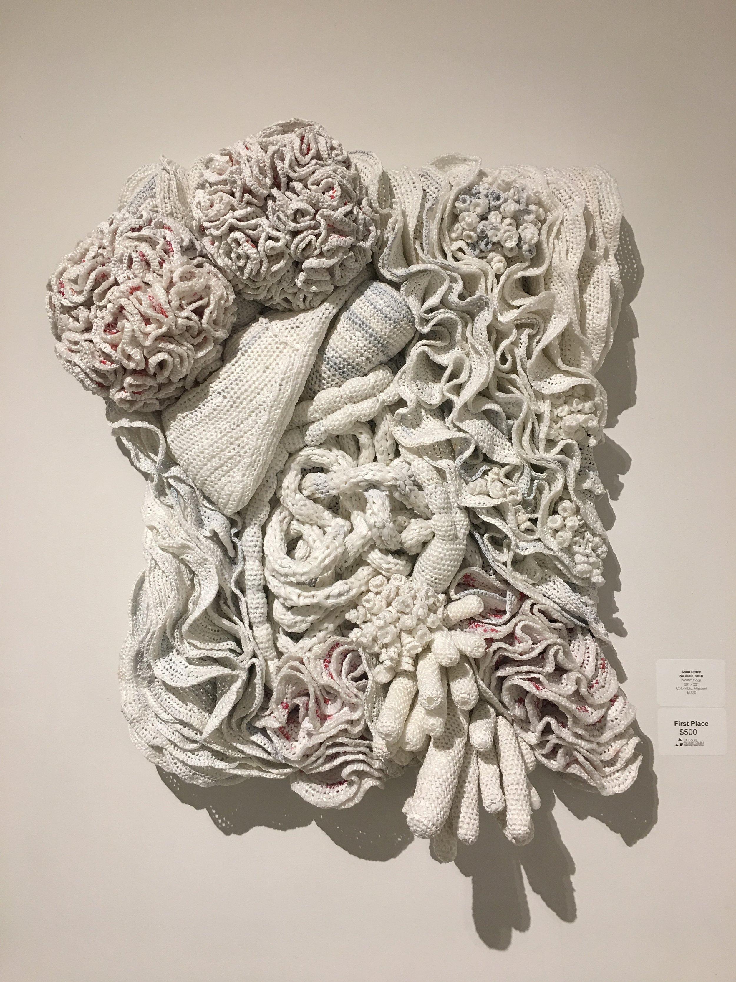 """""""No Brain"""" by Anna Drake"""