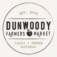 D  unwoody Farmers Market   April - October  Saturdays 8:30 am - 2 pm  4770 N. Peachtree Road Dunwoody, GA 30338  Contact: Marian Adeimy  dunwoodyfarmersmarket@gmail.com