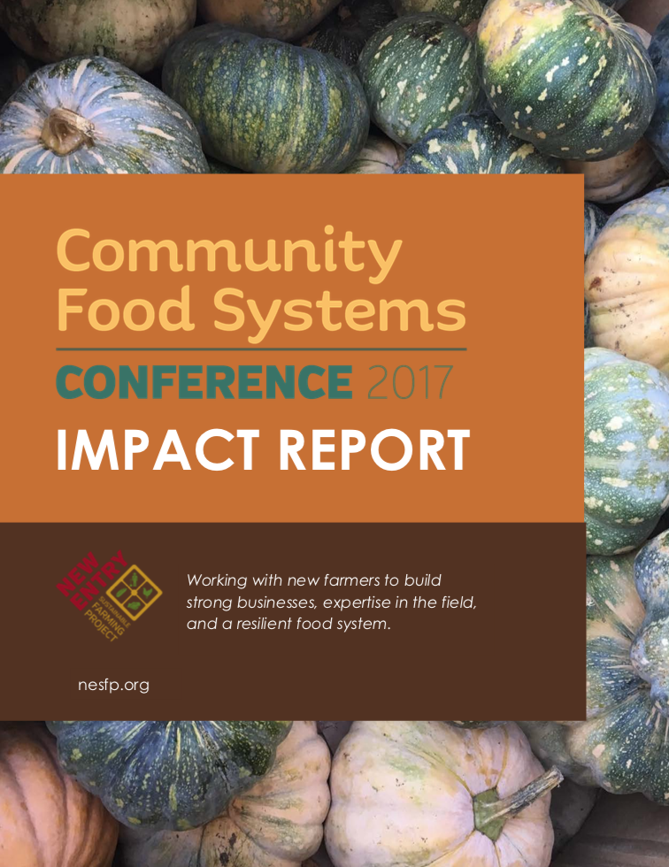 Click the image above to learn more about New Entry Sustainable Farming Project and the impact of the 2017 Community Food Systems Conference. GFMA is thrilled to be partnering with them to host the 2019 conference here in Georgia!