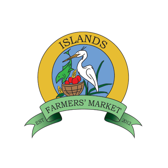 Islands Farmers Market   March-June, September-December  Saturdays 9 am- 1- pm  Lighthouse Baptist Church: Talahi Island  401 Quarterman Dr .  Savannah, GA 31410  Contact: Kimberly Wiebe  islandsfarmersmarket@gmail.com