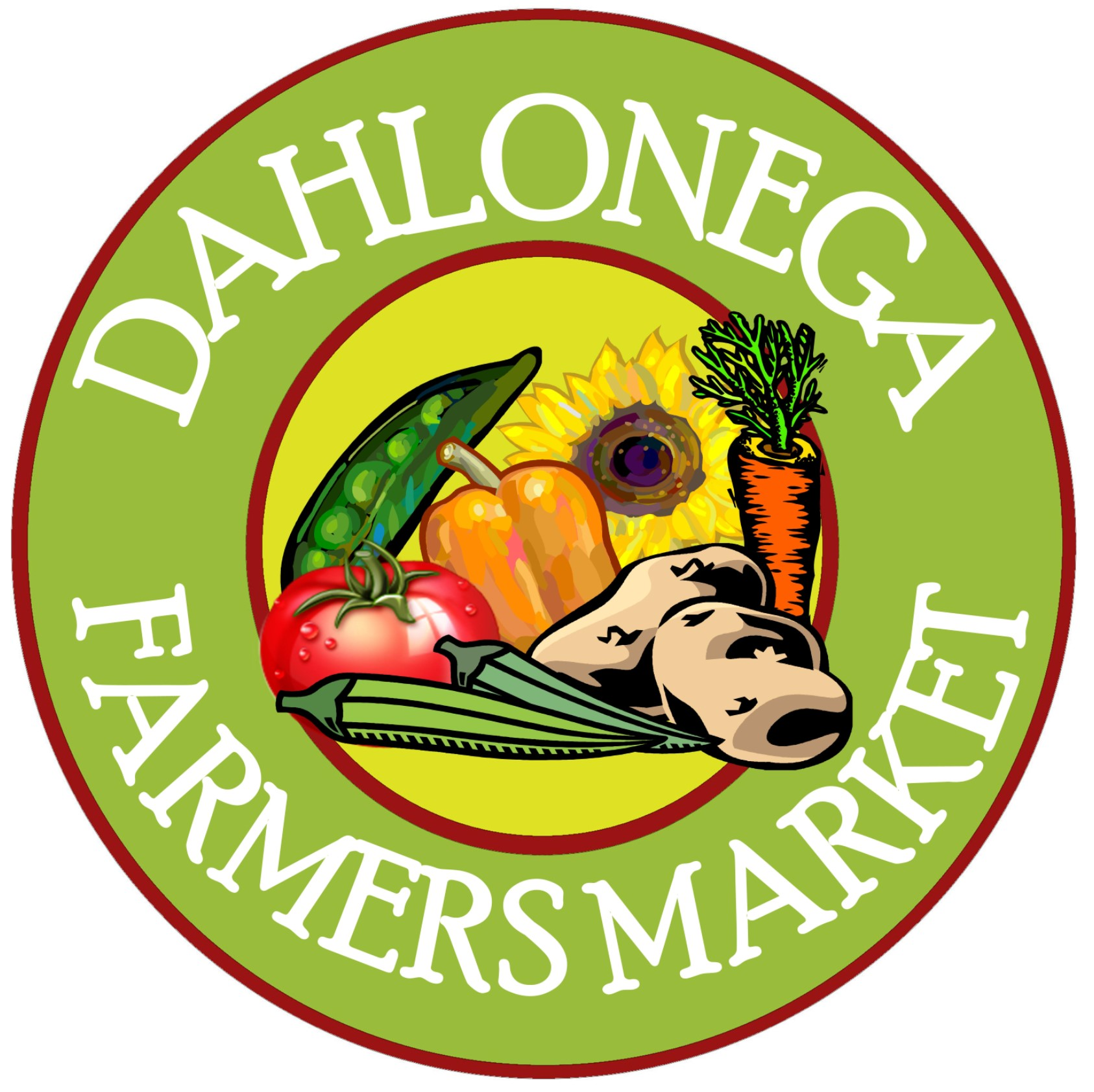 Dahlonega Farmers Market   May - October  Tuesday 2pm-6pm; Saturday 8am-1pm  465 Riley Road  Dahlonega, GA 30533  Contact: Danielle Bell  dbell@dahlonegadda.org