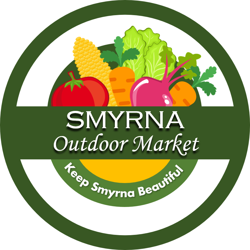 Smyrna Outdoor Market   May- October  Saturday 8am -12pm  3475 Lake Drive  Smyrna, GA 30082  Contact: Janet Liberman  jliberman@smyrnaga.gov