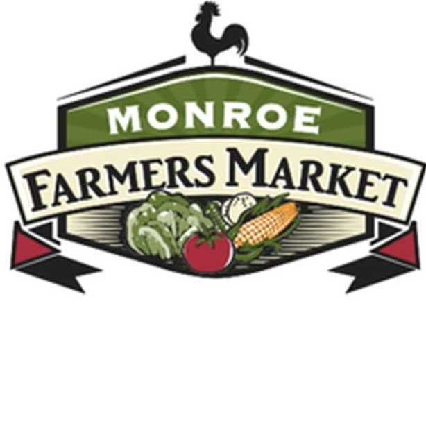 Monroe Farmers Market   May - October  Saturdays 8:30 am – 12:30 pm  Court Street in Downtown Monroe  Contact: Gail Zorn  monroefmdowntown@gmail.com