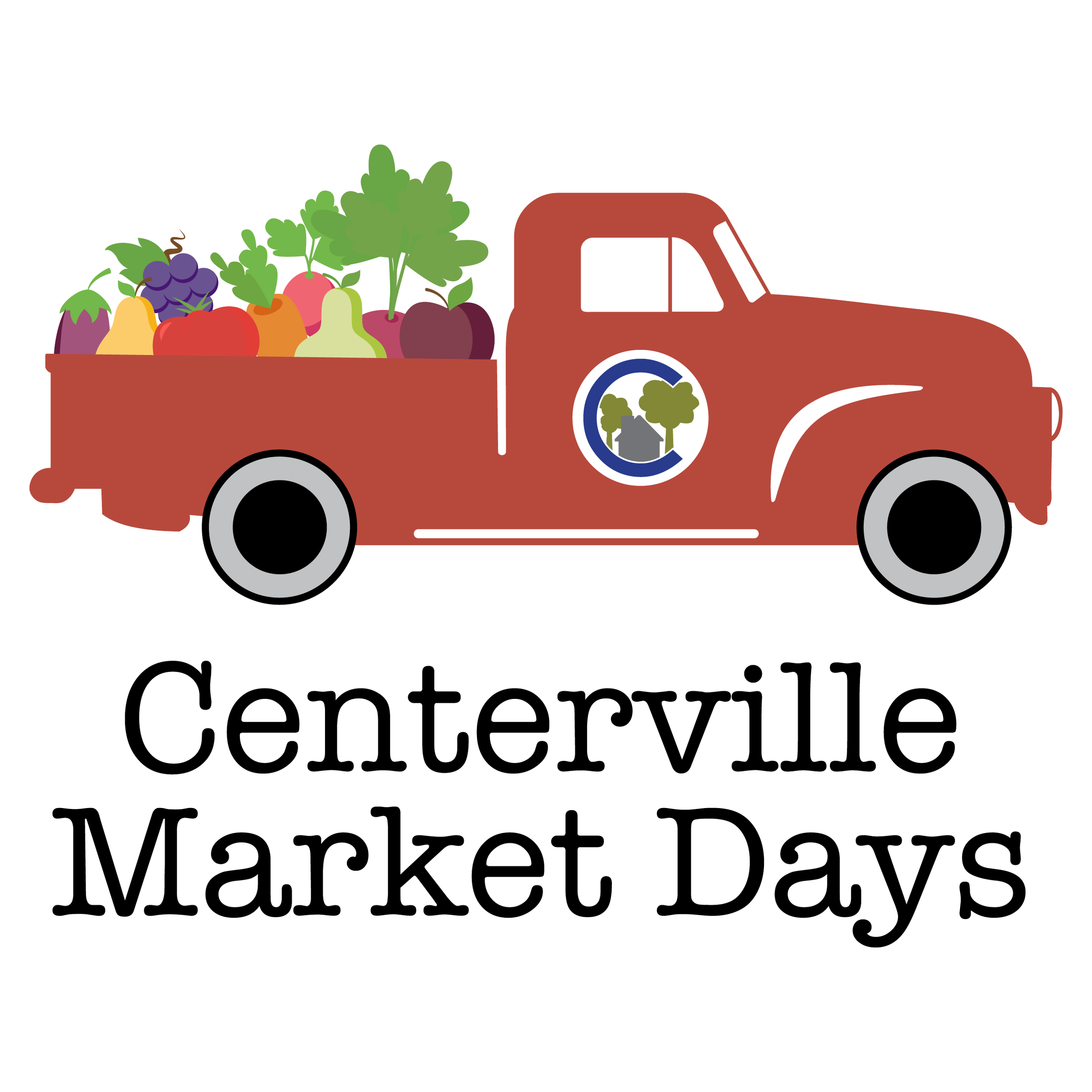Centerville Farmers Market:   9am-1pm, March-October  892 S. Main Street (just north of the intersection of State Route 48 & Spring Valley Road)  Contact:  khogan@centerville.mgacoxmail.com