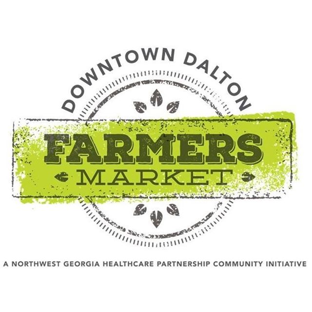 Welcome back to #MemberMonday!  Today we are featuring @downtowndaltonfarmersmarket!  The Downtown Dalton Farmers Market is an open air market in Downtown Dalton at Dalton Green Park on the corner of Thornton Avenue and Waugh Street. Currently, the market features fresh locally grown produce, flowering plants, local art, photography, handmade clothing, knitted items, homemade soaps, up-cycled items (made from recycled materials) and jewelry. The rule of the market is: if you make it or grow it you can rent a booth!  The 2019 Market started June 1st and will be open as follows: Saturday's: June - October, 8am - 2pm. Tuesday's: June - September, 10am-3pm  Thank you Downtown Dalton Farmers Market for being a member! For more information, please visit their Facebook page or website at https://www.nghp.org/p…/2019-downtown-dalton-farmers-market/. For more information on GFMA memberships, please visit https://www.mygeorgiamarket.org/become-a-member