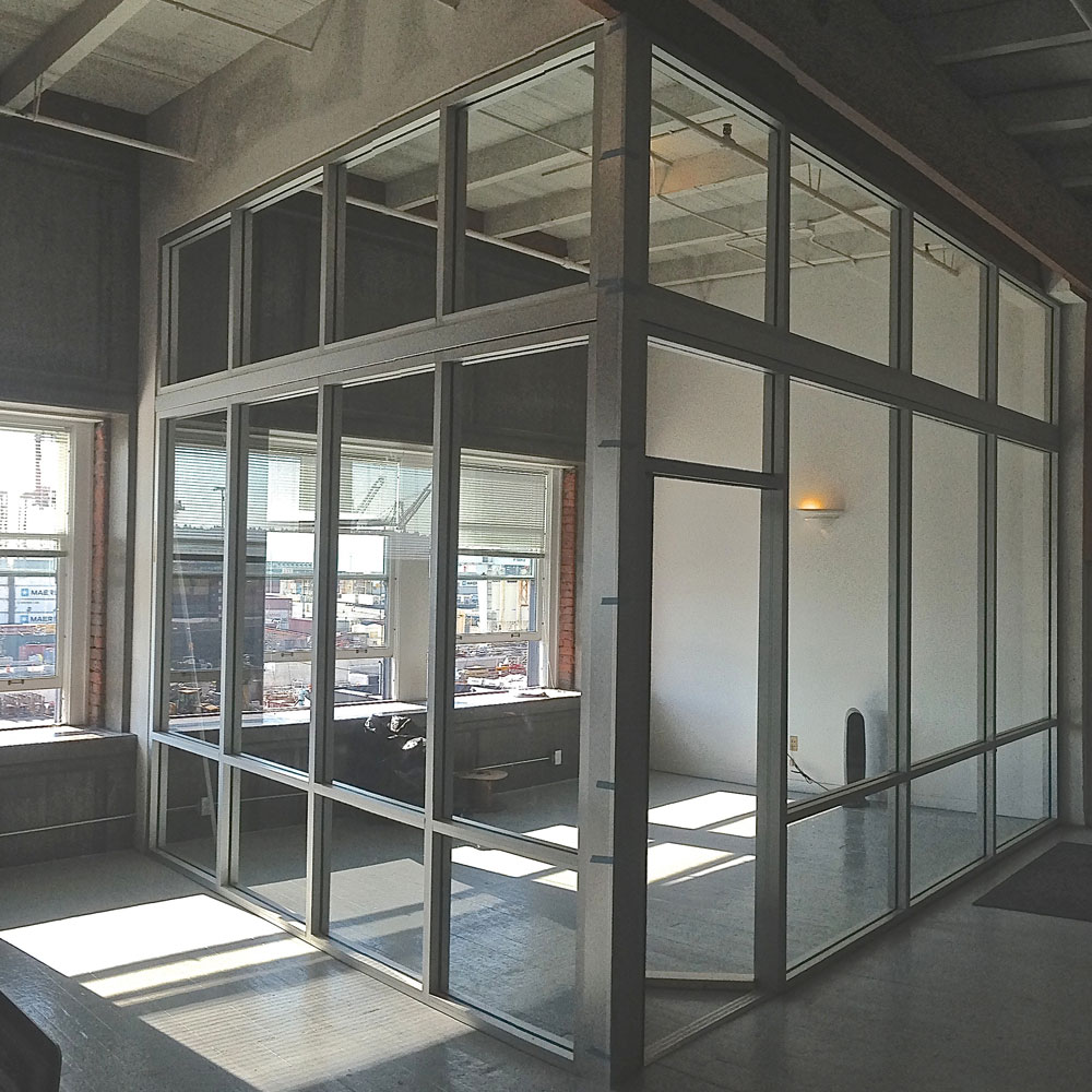 Howard Z Freeman Commercial Glass Office