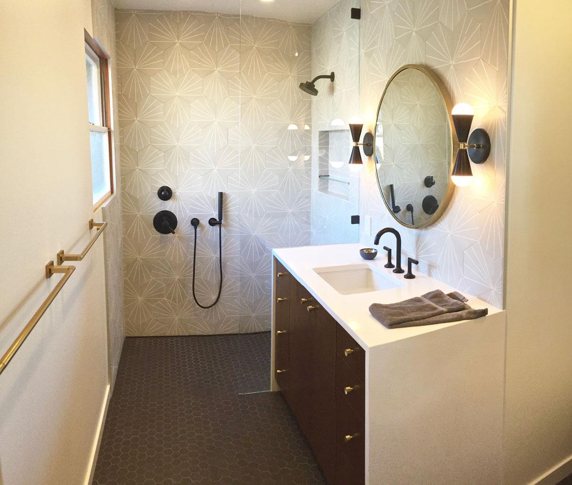 Howard Z Freeman - Master Bath Remodel - Seattle