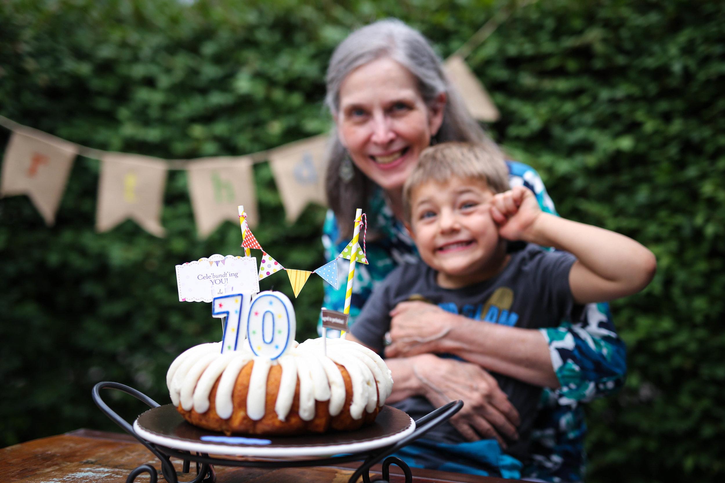 Pinterest Milestone birthdays -70