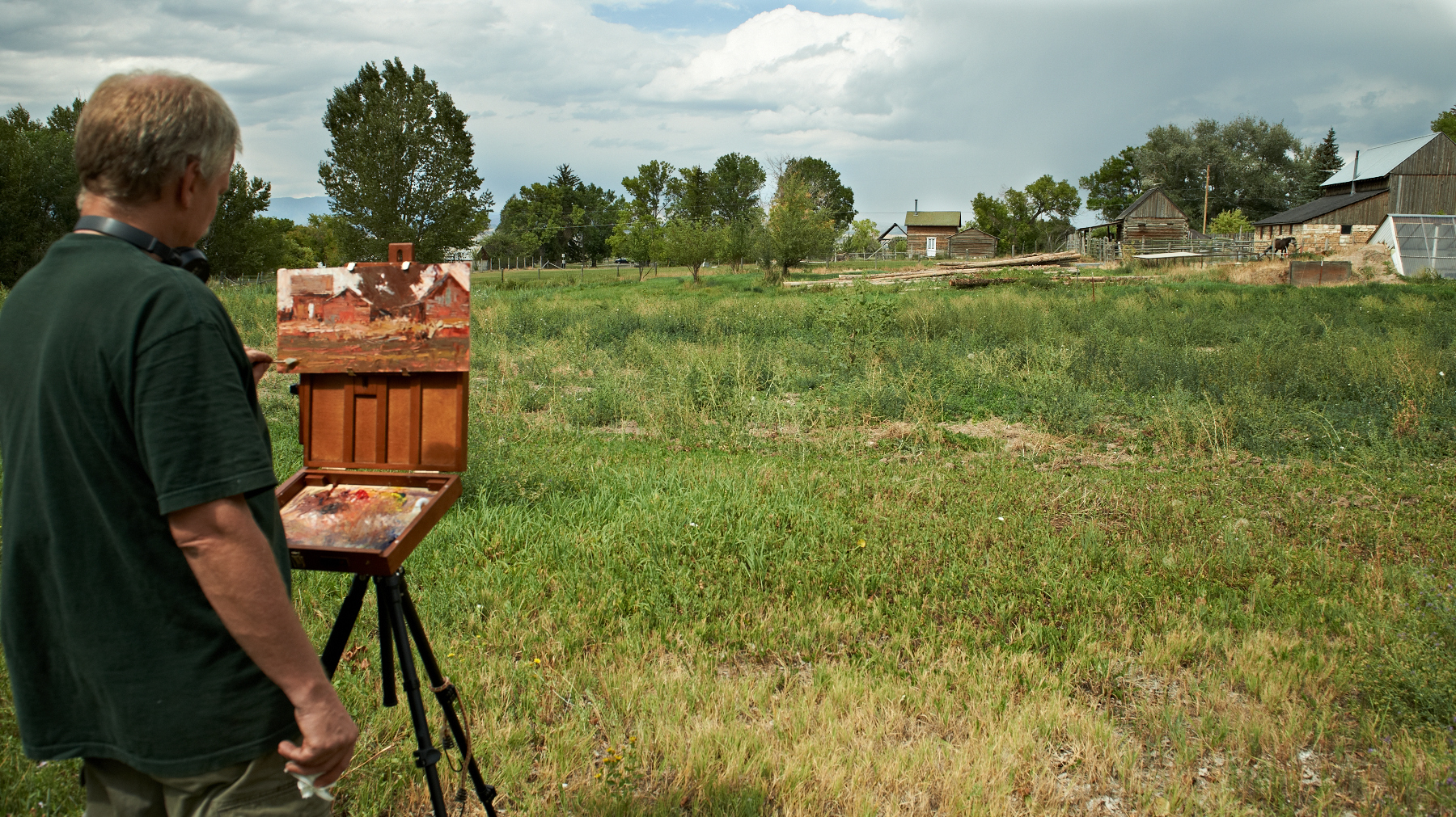Rett Plein Air - Aug 2012 - Spring City 5.jpg