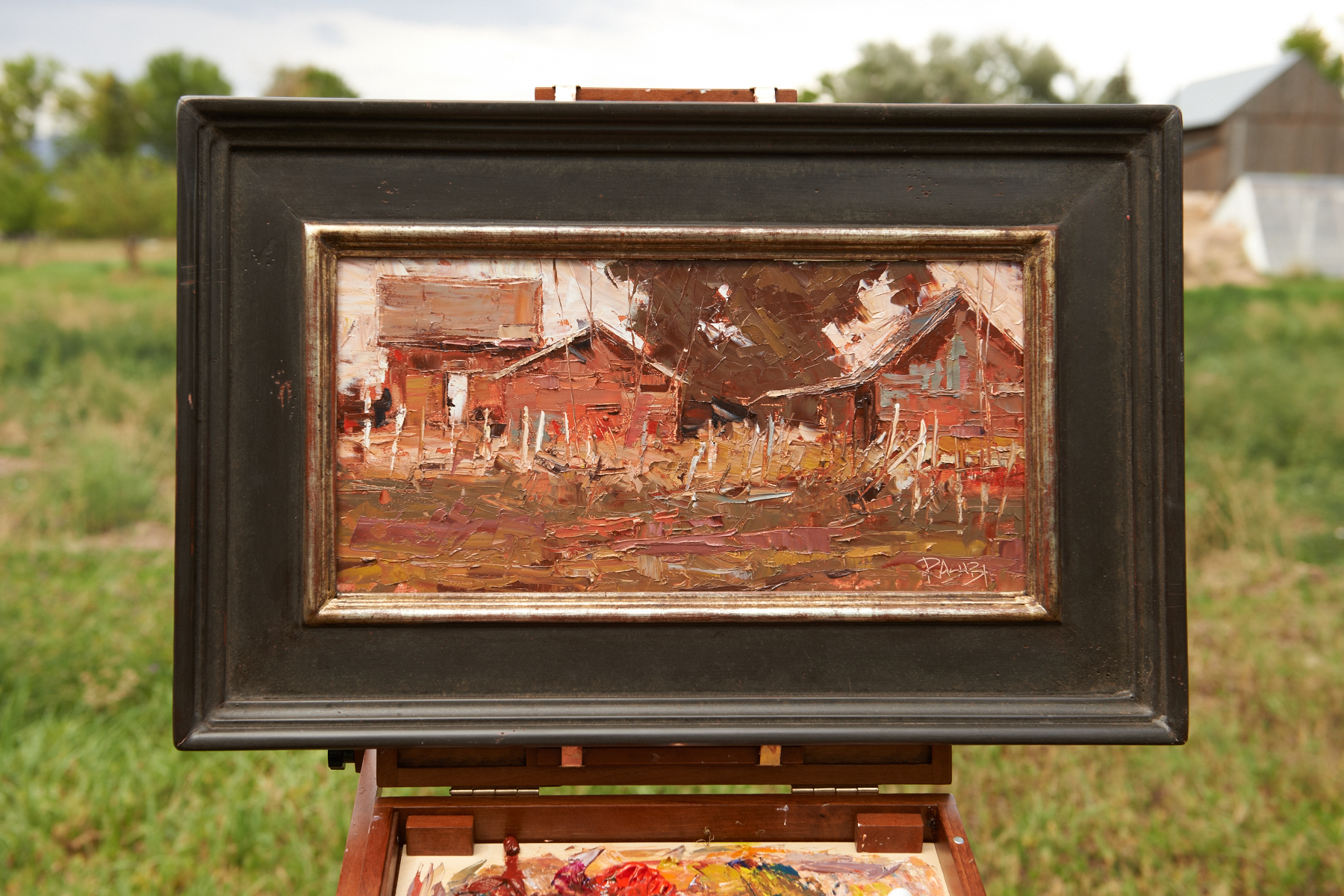 Rett Plein Air - Aug 2012 - Spring City 6.jpg
