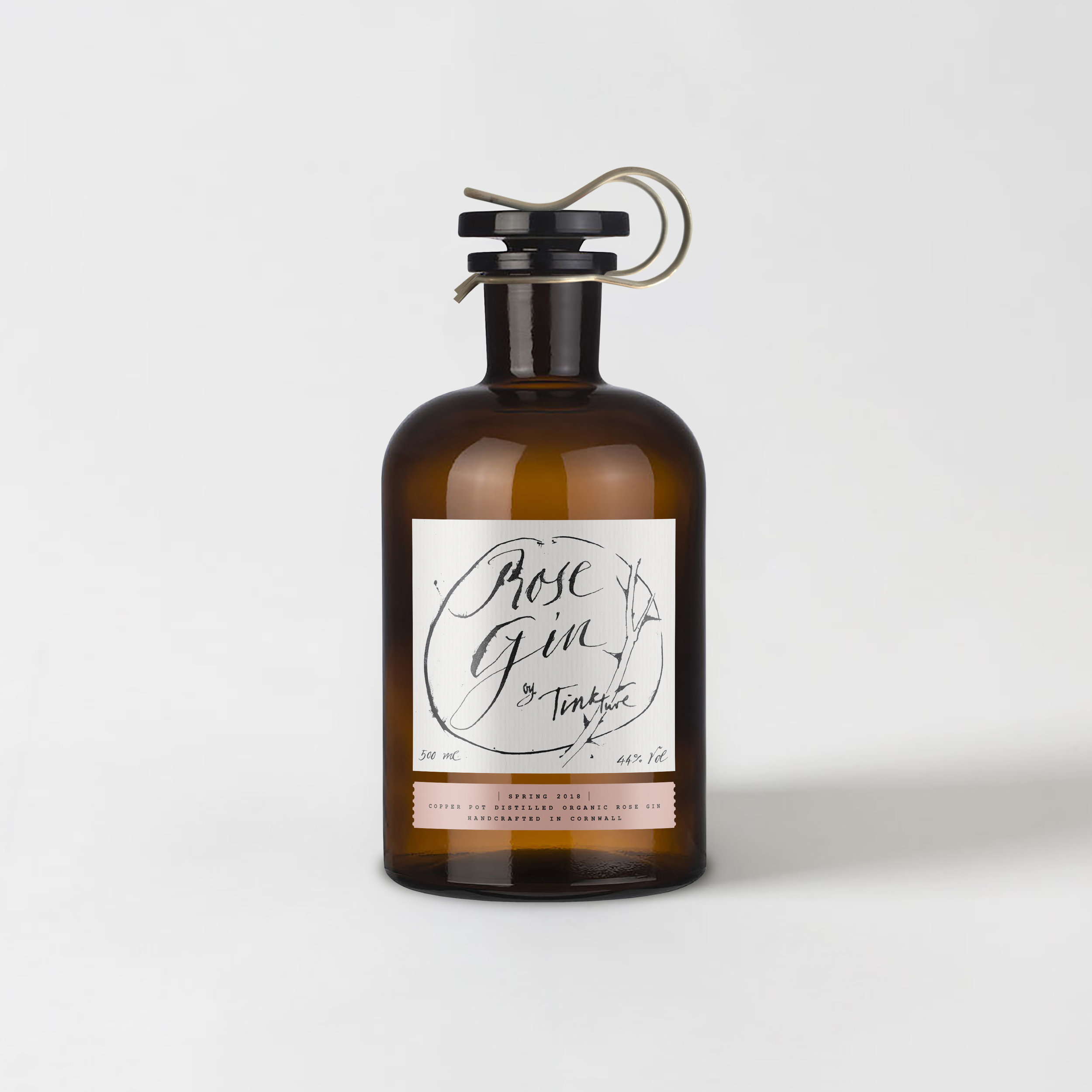 • Rose Gin by Tinkture 500ml narrow neck.jpg