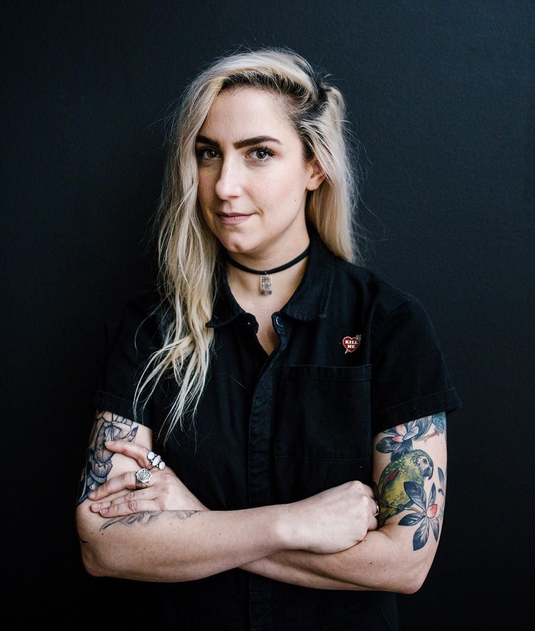 JENNA BLAZEVICH - ARTIST BEHIND Vichcraft
