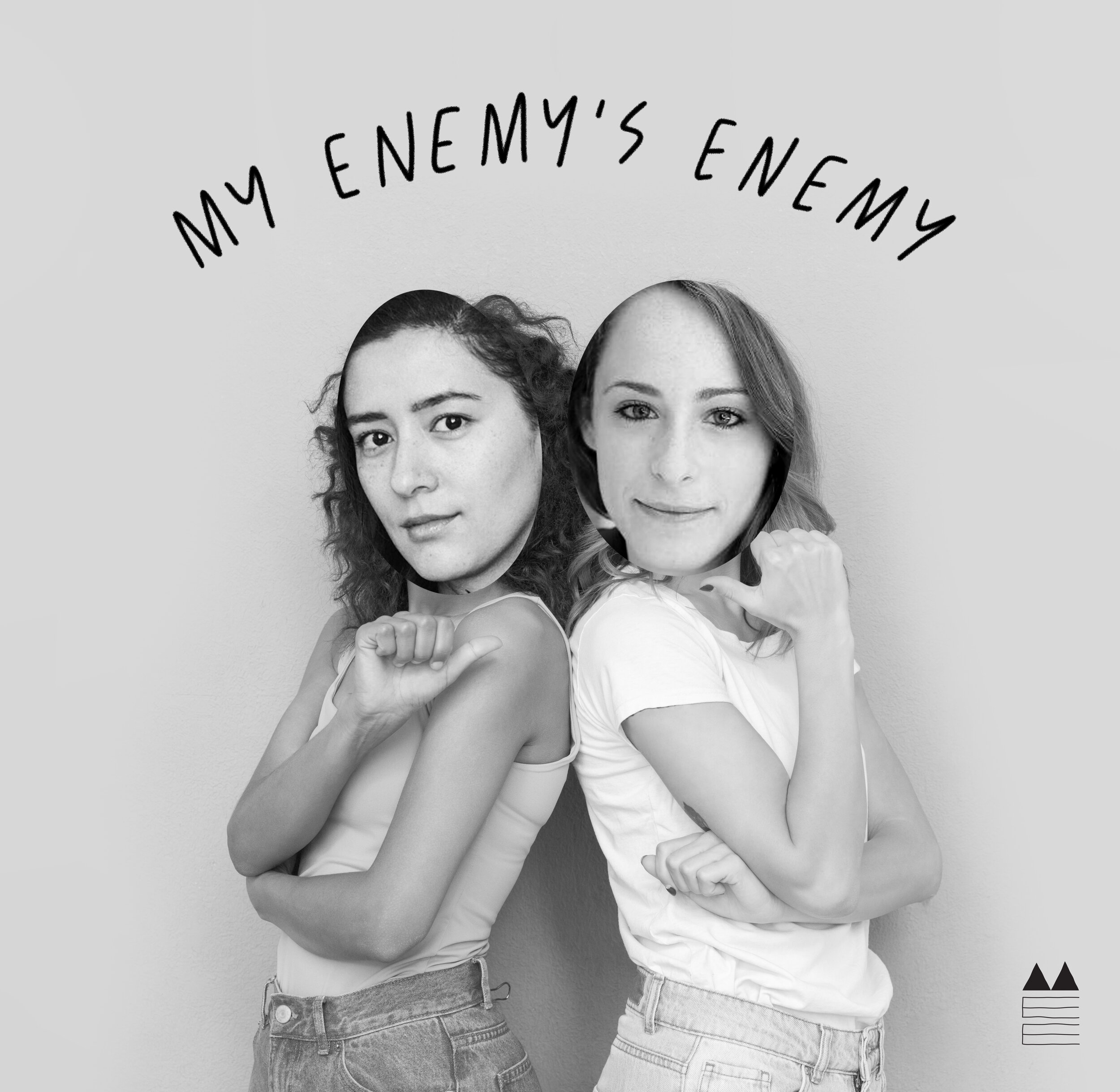 MY ENEMY'S ENEMY - Illustrator & Writer Team