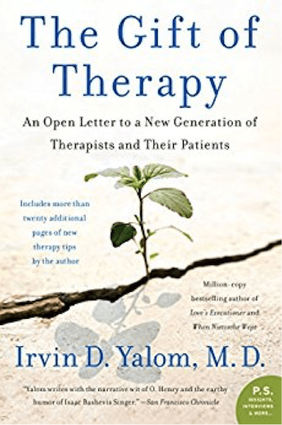 The Gift of Therapy book cover