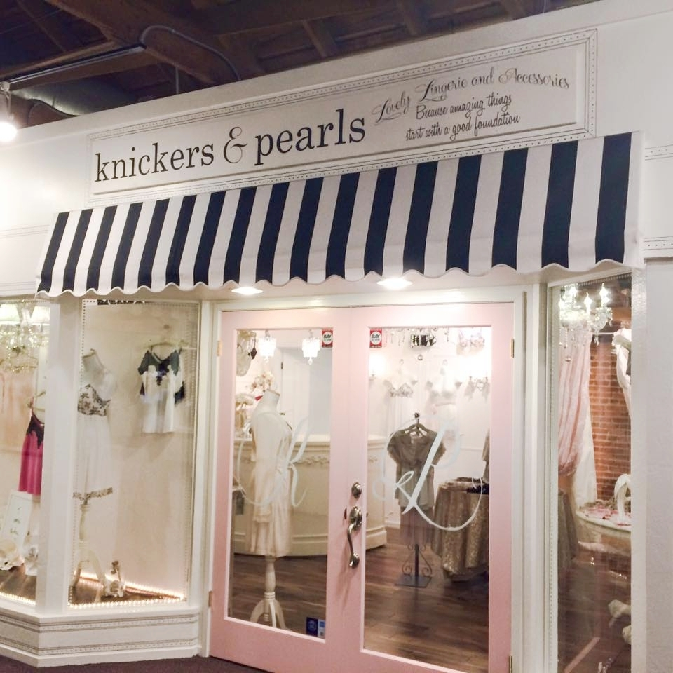 Small Boutique Design In Yountville, California