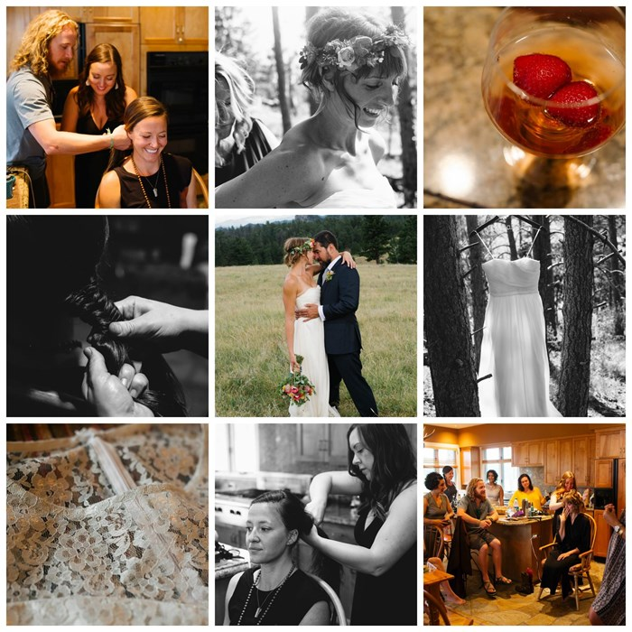 Wedding hair by Emily Roberts