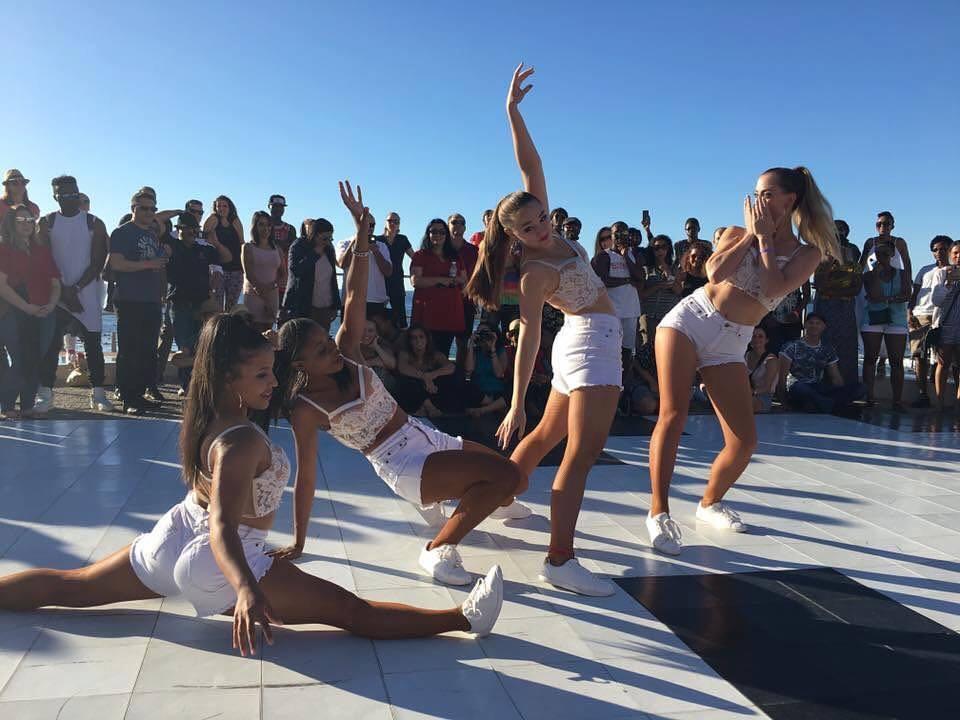 Cape Town Sunkissed Salsa Reggaeton Show 2016