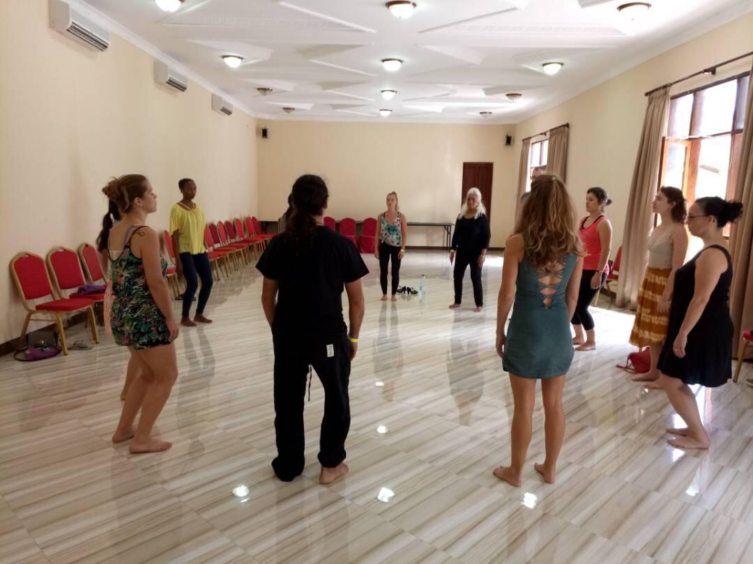 Tango workshop1 Juan y Marisa