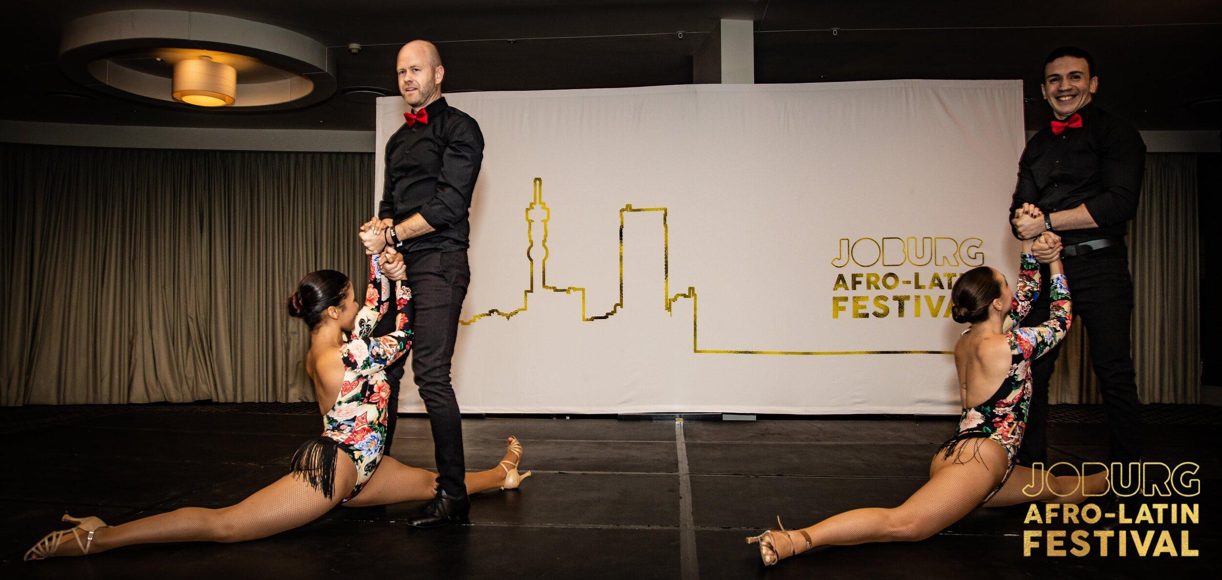 Candela Jozi Mambo - NY Salsa Show at the Johannesburg Afro-Latin Festival 2019