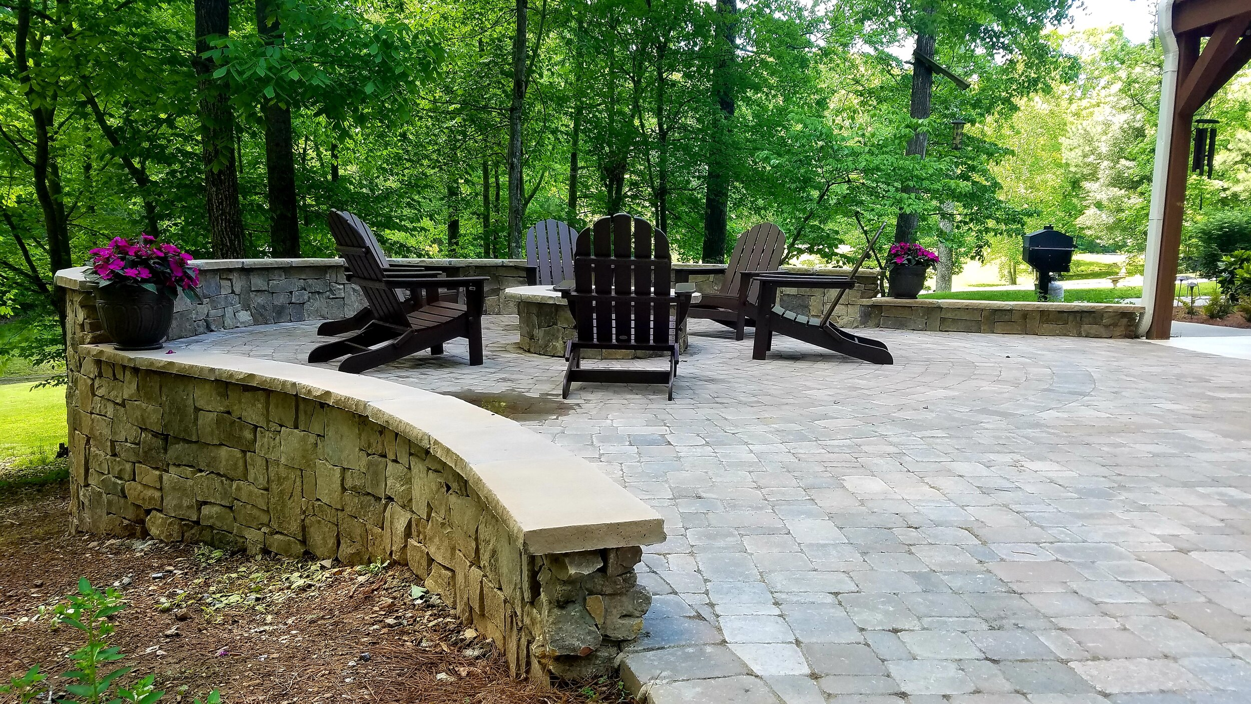 How To Make The Most Of Your Sloped Yard Full Circle Land Design