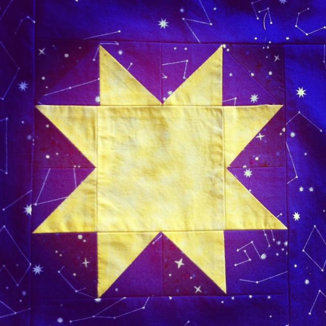 Sawtooth Star