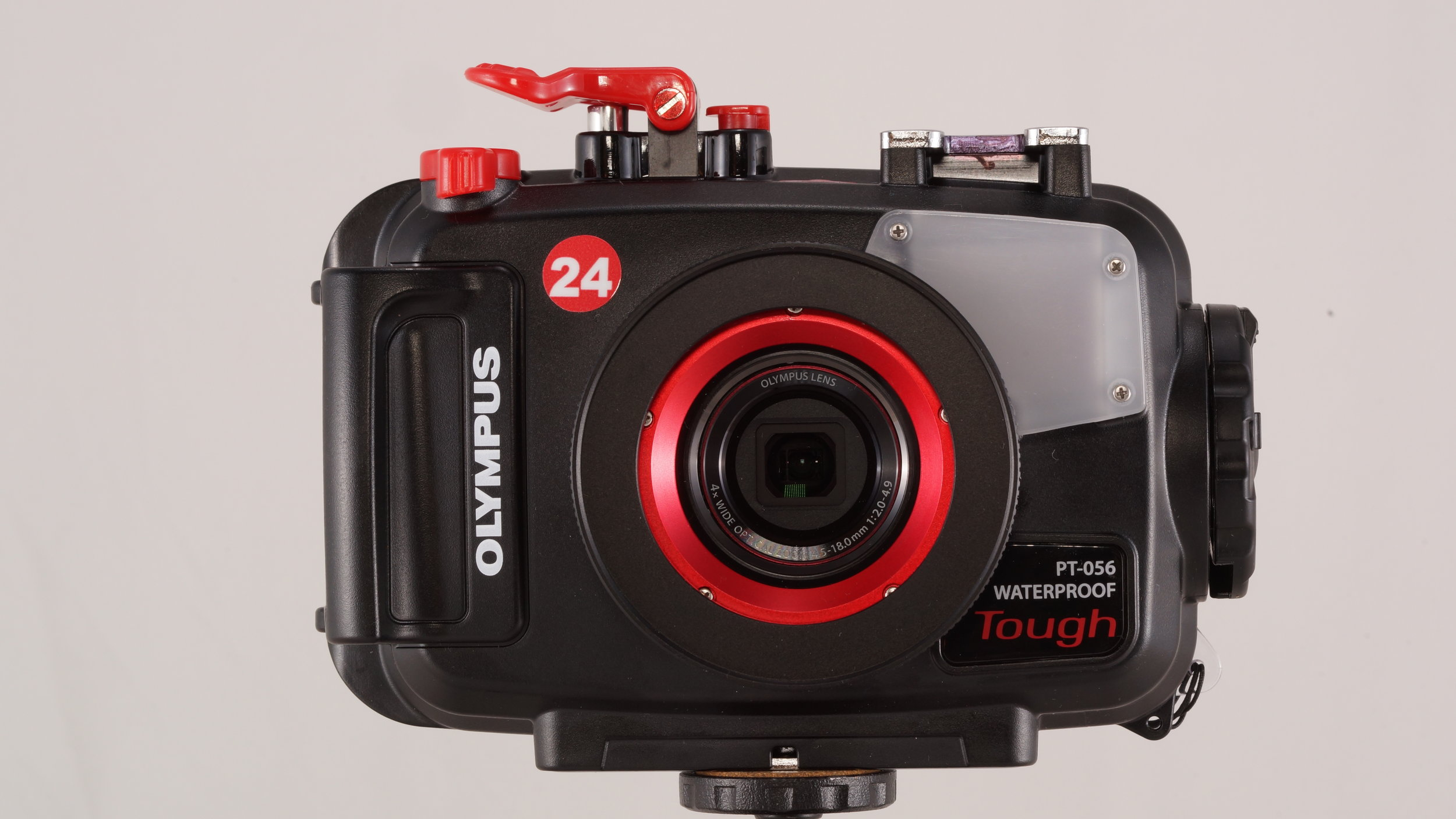 Olympus TG4 Easy to use, point and shoot photos and videos -