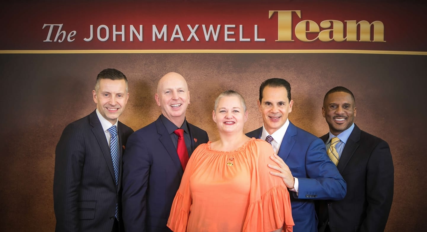 Independent Certified Coach, Teacher, Trainer and Speaker with The John Maxwell Team -