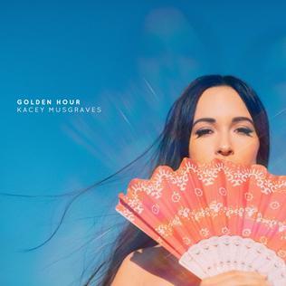 Golden Hour - Kacey MusgravesMCA NashvilleMarço/2018Country, Singer/SongwriterO que achamos: Bom
