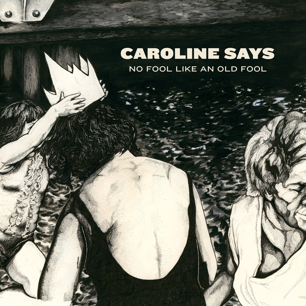 No Fool Like An Old Fool - Caroline SaysMarço/2018Western VinylFolk, PopO que achamos: Muito Bom