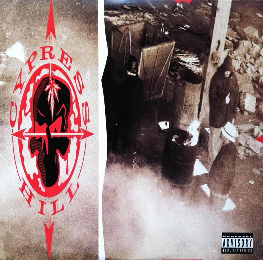 Cypress Hill - Cypress HillRuffhouse/ColumbiaAgosto/1991Hip-HopO Que Achamos: Muito Bom