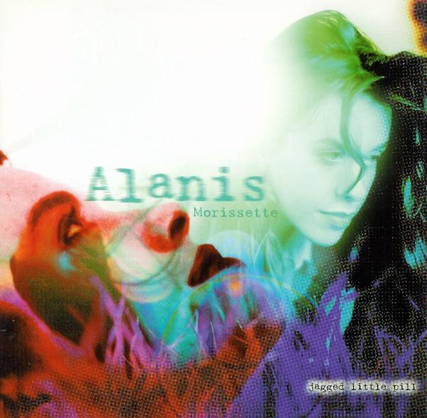 Jagged Little Pill - Alanis Morissette (1995)Rock