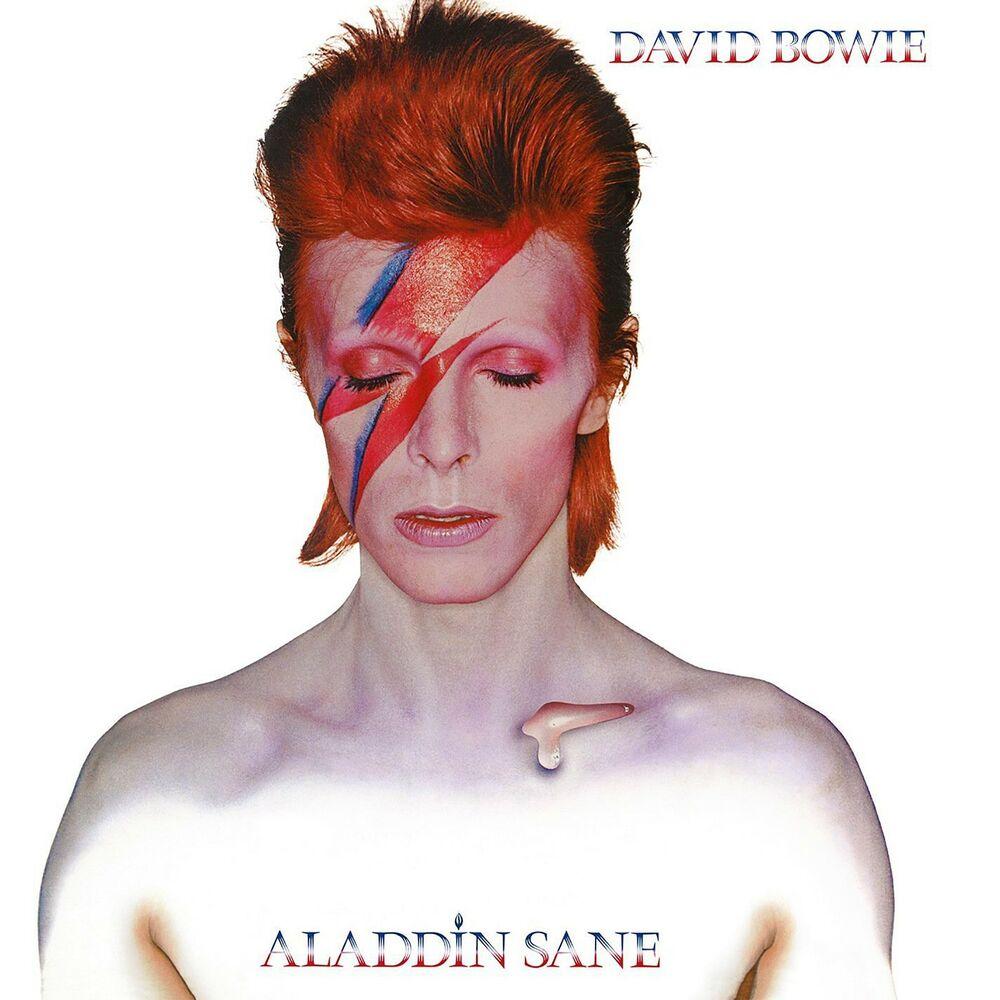 Aladdin Sane - David Bowie (1973)Rock