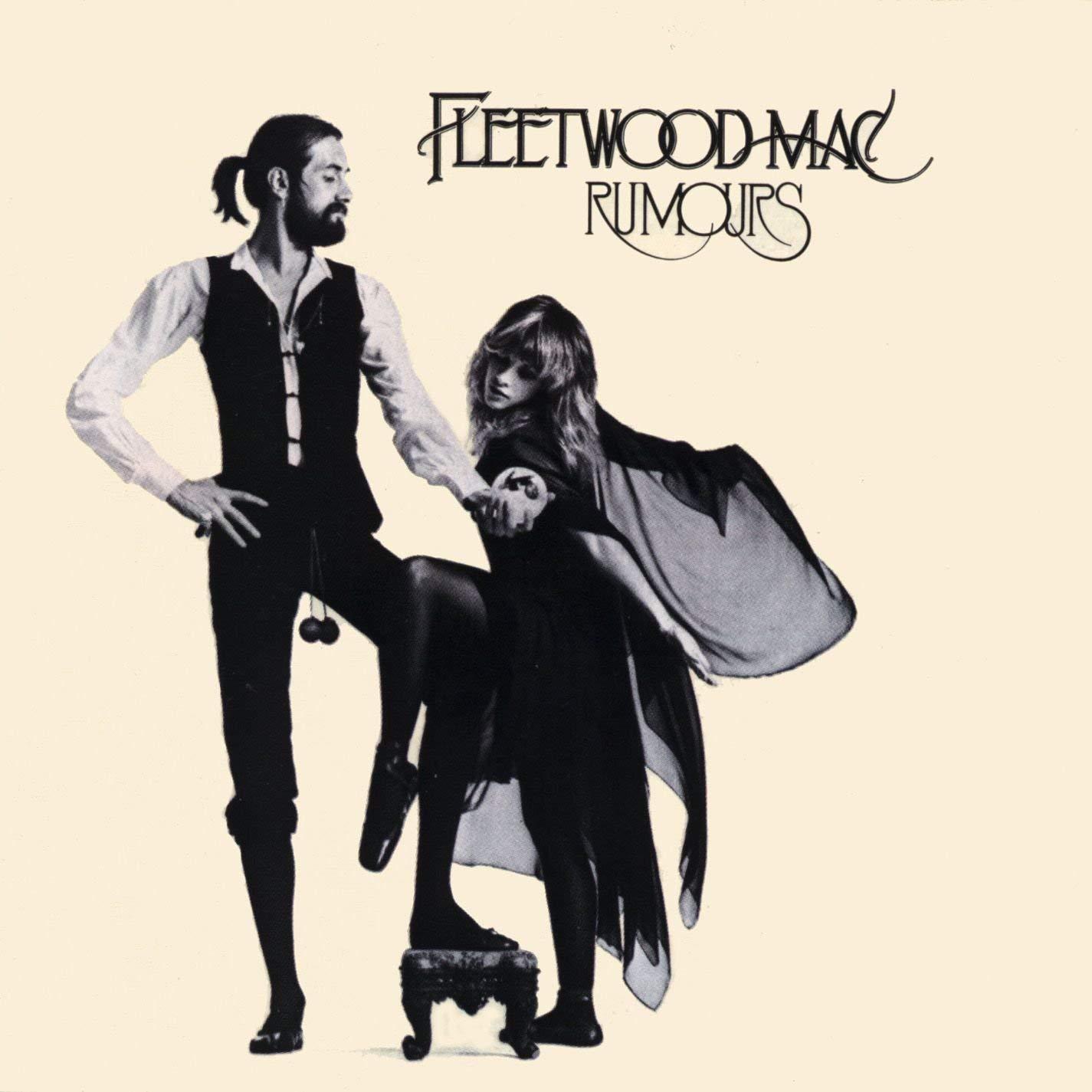 Rumours - Fleetwood Mac (1977)Rock