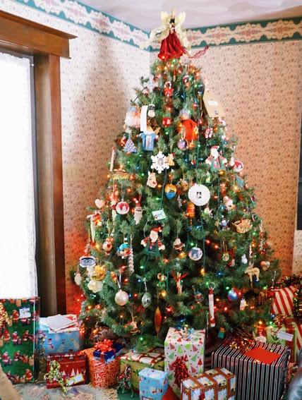 Christmas tree Indiana