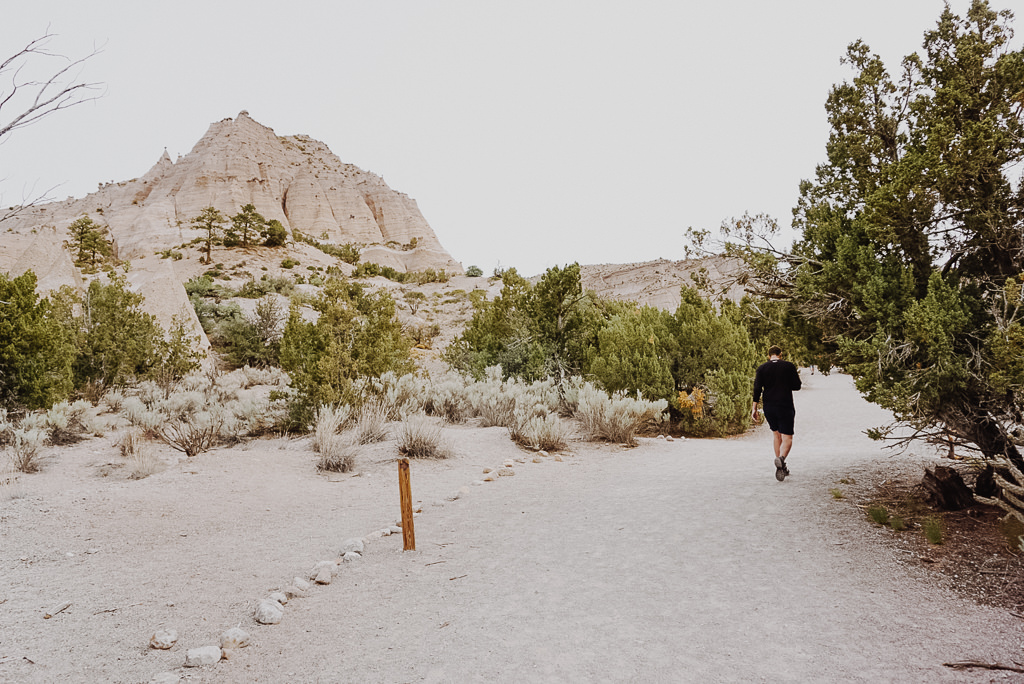 Tent Rocks Canyon Trail New Mexicco