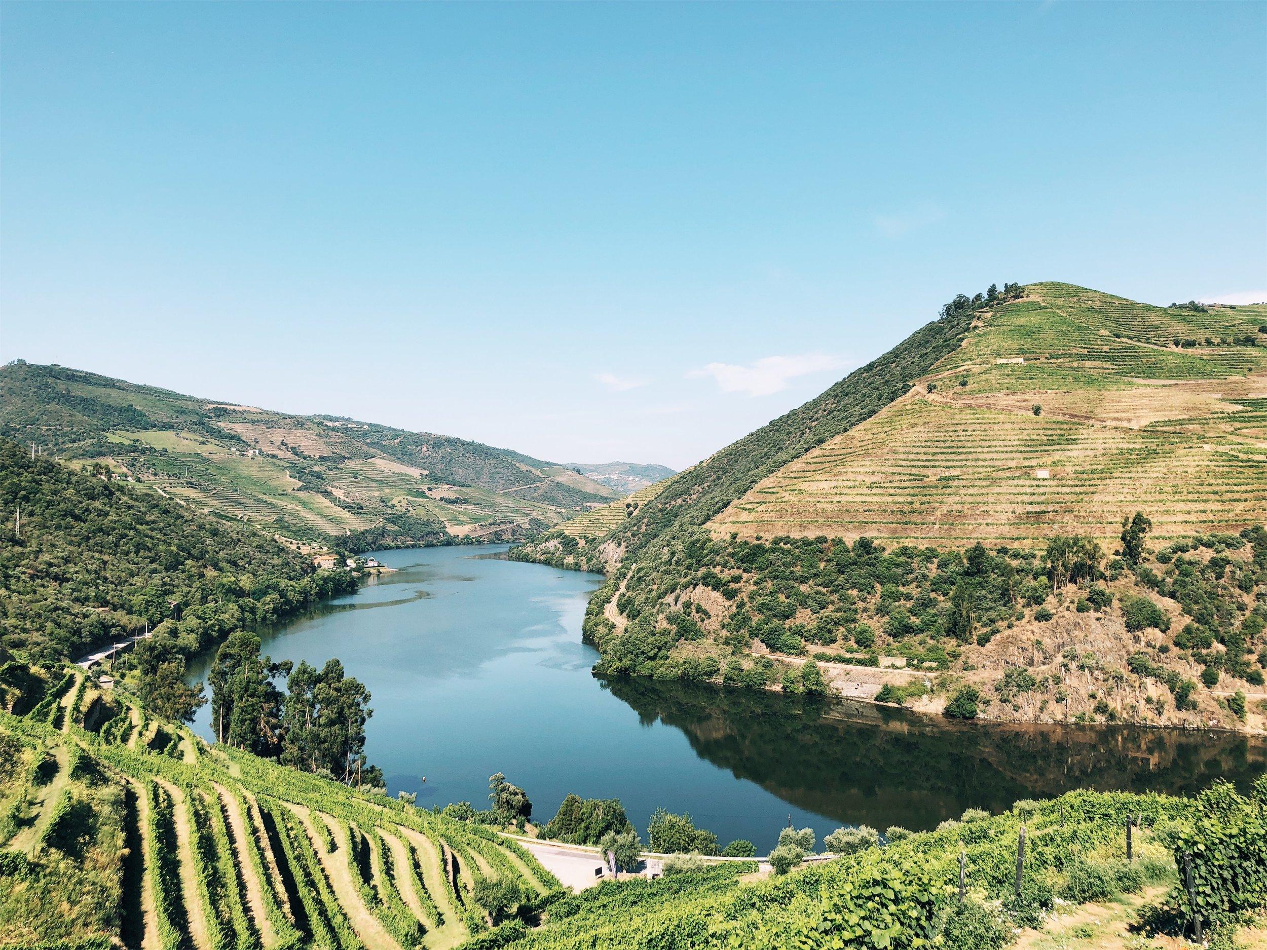 Douro River itinerary