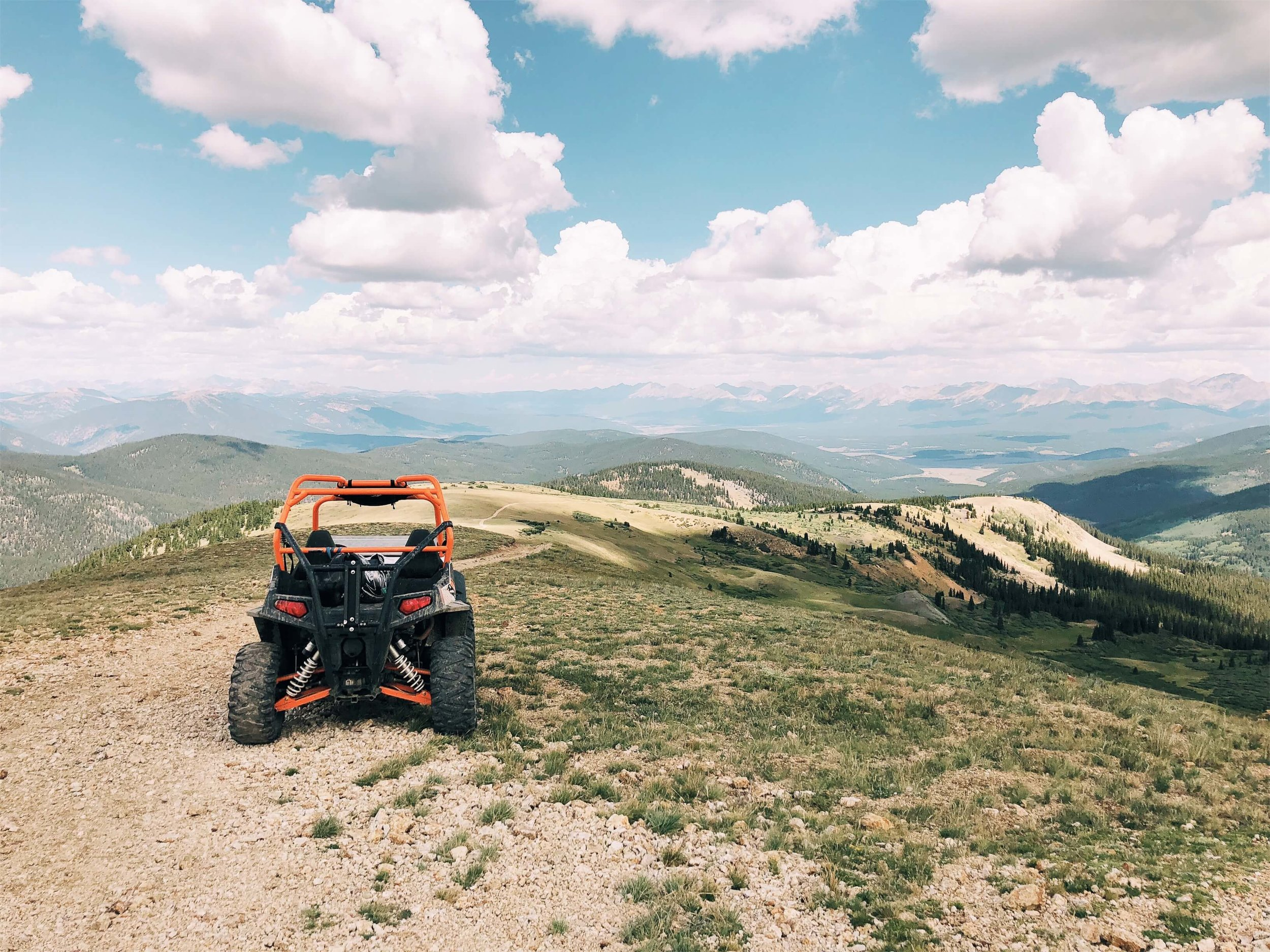 BV Mountain Adventure Rentals side by side
