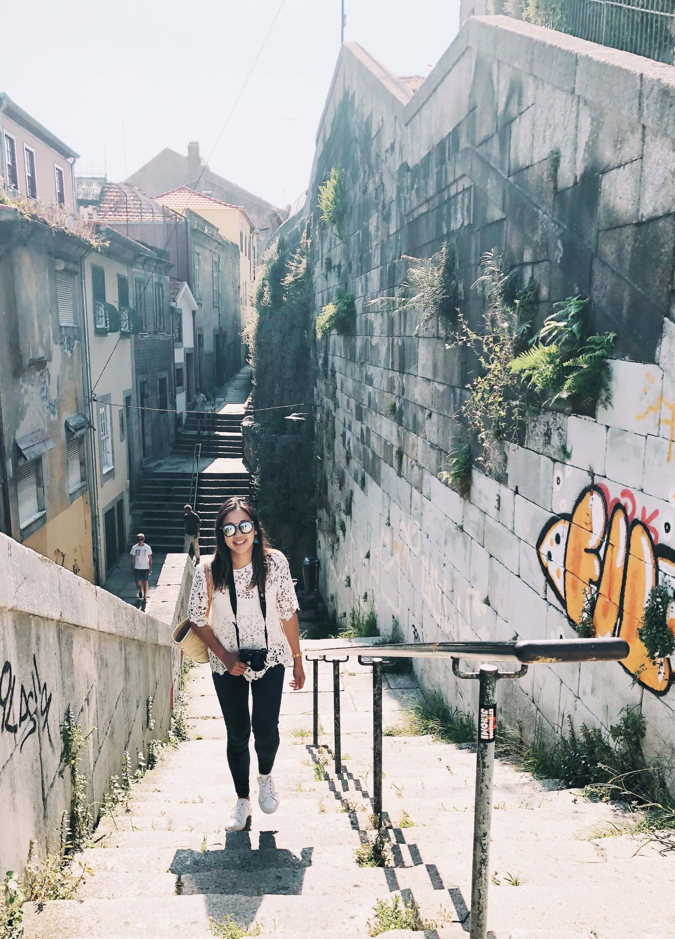 Porto blogger