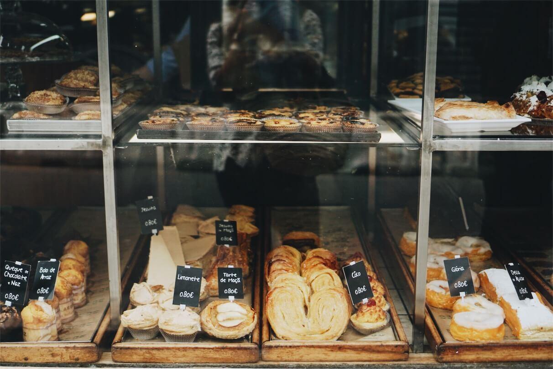 Confeiteria Bolhao Porto pastries