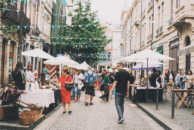 Clerigo market Porto